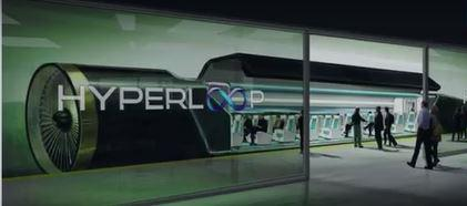 Hyperloop: one of the technologies discussed at this year's ITC Annual Lecture that may revolutionise travel